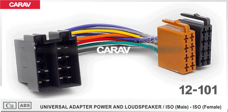 CARAV 12-101